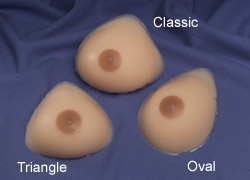 Transform Super Soft Breast Form
